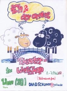 Einladung zum Theaterworkshop in  Varna