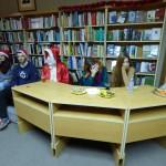Коледа в Немска читалня
