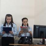 """8""""б"""" клас на ВТГ """"Георги Стойков Раковски""""- Варна"""