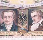 Й. В. фон Гьоте и Фридрих Шилер - гиганти на словото