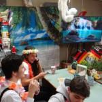 """Лято е! Време за веселие, игри и забавление! - ученици от 8-ми клас на МГ """"Д-р Петър Берон""""- Варна в Немска читалня - част 2"""