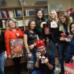 Коледни вълнения със студентите от Колежа по туризъм