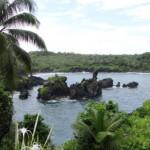 Пътът за Хана, о-в Мауи