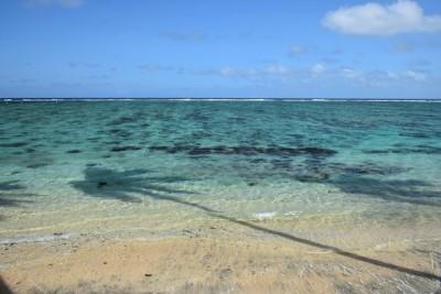 Samoa - златен плаж