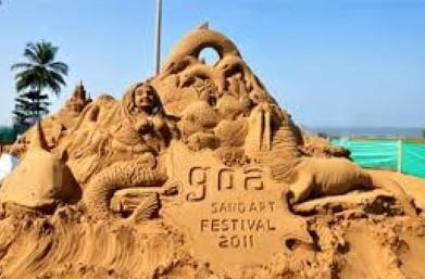 Плажни кули в Гоа