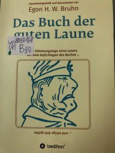 Das Buch der guten Laune